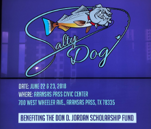 June 23, 2018 -Salty Dog Charity Tournament